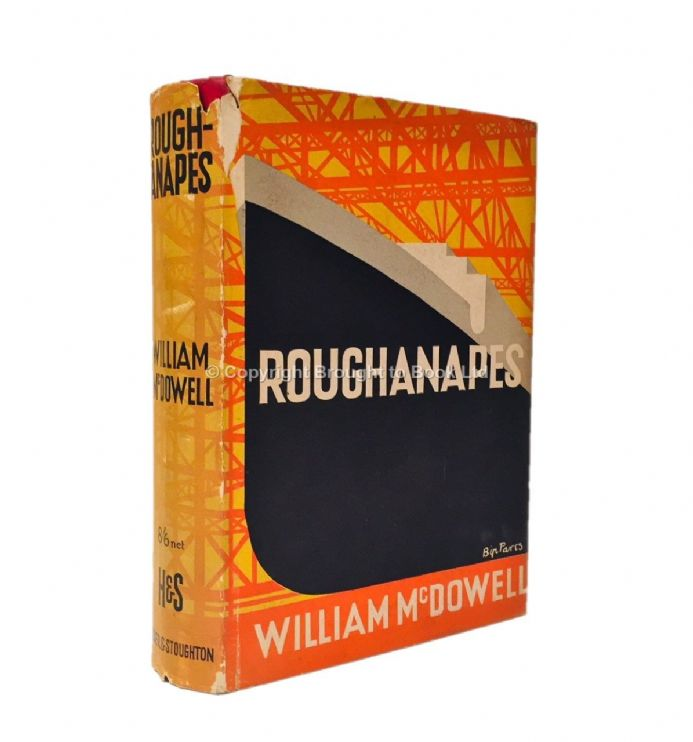 Roughenapes by William McDowell and Bip Pares Artwork First Edition Hodder & Stoughton 1939